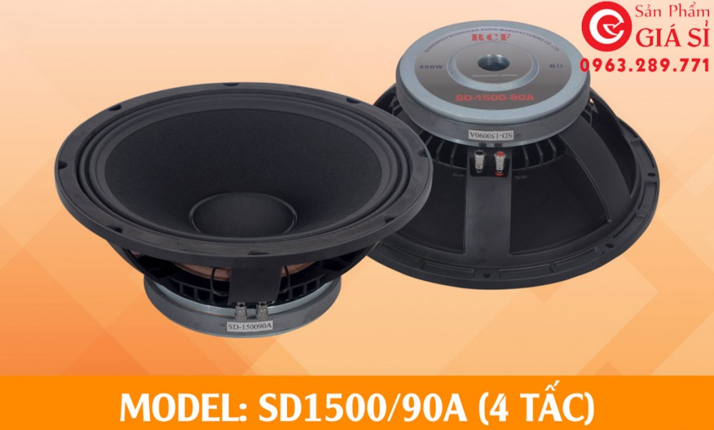 Bass Loa RCF SD1500/90A